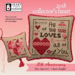 2018 Collector's Heart kit