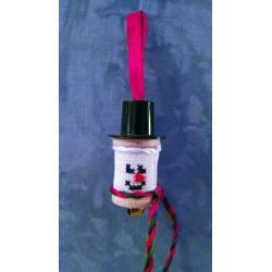 Snowman Spool