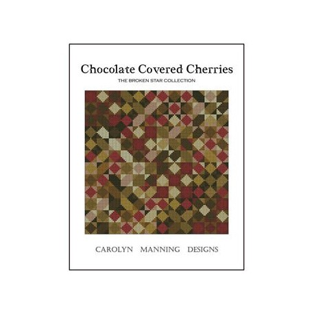 Chocolate Covered Cherries - Carolyn Manning Designs