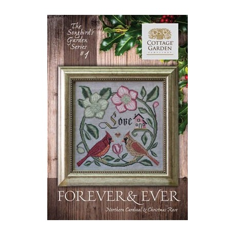 Songbirds Garden 1 - Forever and Ever - Cottage Garden Samplings