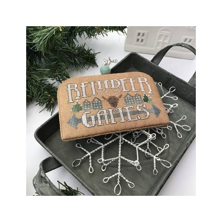 White Christmas - Reindeer Games - Hands On Design