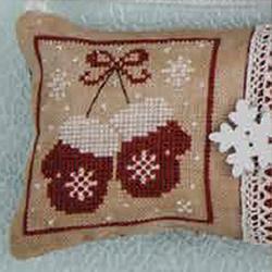 April - Warm Hands, Warm Heart - Little Stitcher