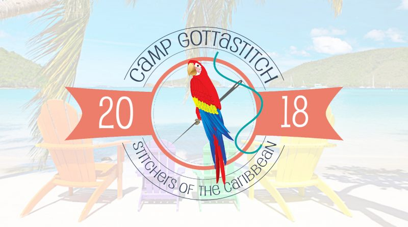 Camp Gottastitch 2018