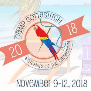 Camp Gottastitch 2018