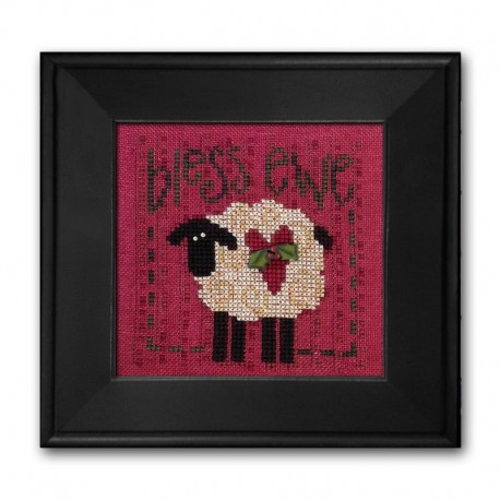Bless Ewe - Just Another Button Company - Aida