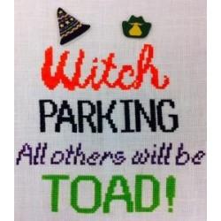 Witch Parking - Fireside Originals