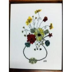 Moms Flowers I - Blackeyed Susans - Fireside Originals