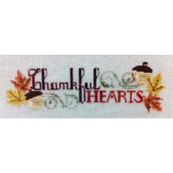 Thankful Hearts - Fireside Originals