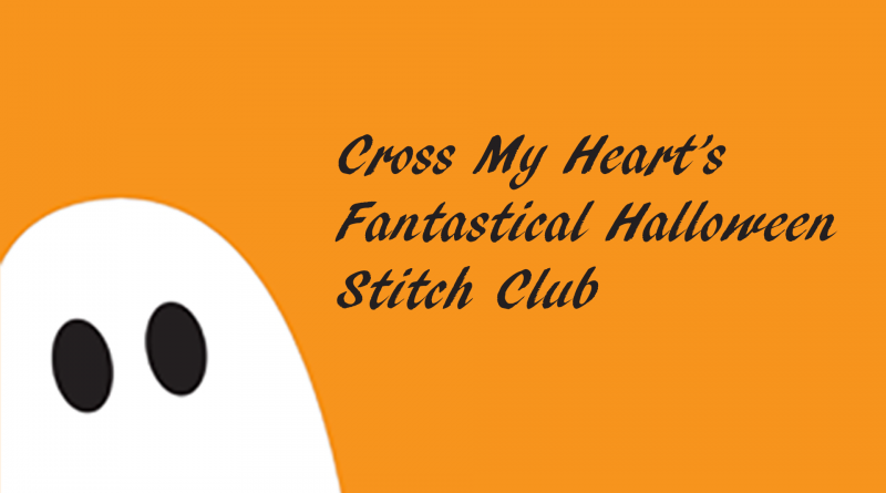 Fantastical Halloween Stitch Club Cross My Heart