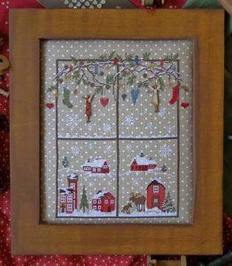Christmas Windows 2 Sara Guermani