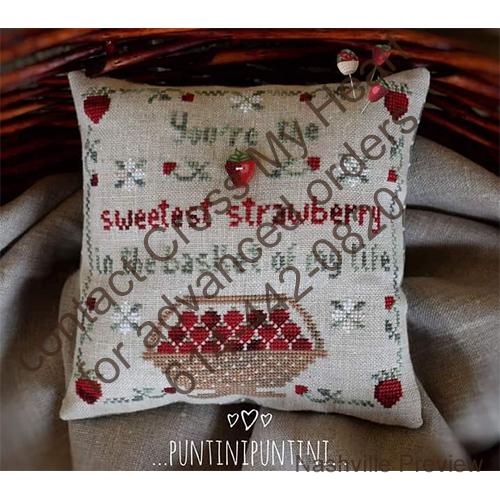 PuntiniPuntiniSweetestStrawberry