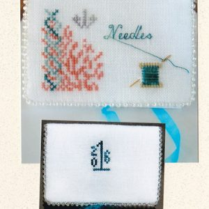 Hot House Petunia Needle Anchors Thread