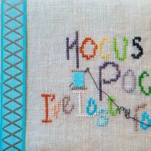 Hot House Petunia Hocus Pocus