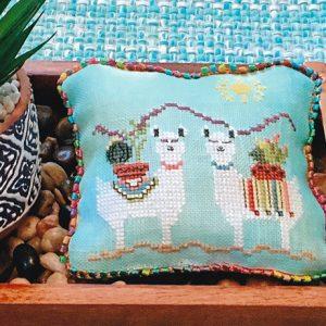 Hot House Petunia Prickly Pair