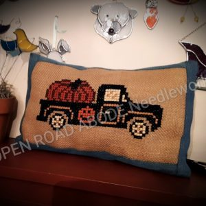 Open Road Abode Greetings From Pumpkins And Trucks